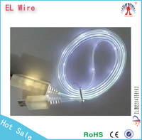 high voltage el wire/scrap copper el wire for sale/decorative el wire
