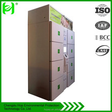 Remote compressor supermarket fresh food refrigerated display showcase made in china