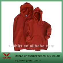2012 latest fashion Customized Body-Warm Hoodies, Cotton Ployester Blended, Plain hoodie