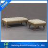 Supply Modern leather home wooden storage bench