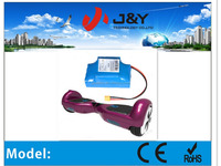 electric self balance scooter lithium battery ,electric smart two wheel car lithium battery pack
