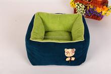 Hot sell Cheap Brown single bed china dog beds pet bowl mat