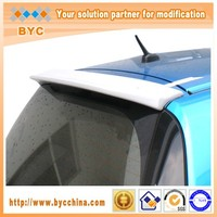 BYC Great Quality Modern FRP[ Wing Spoiler For Honda Fit Jazz/Fit 2009-2011 Tuning Spoiler