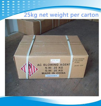Azodicarbonamide/AC Blowing Agent For Ruber Industry
