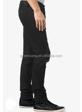 black urban star men skinny denim jeans wholesale