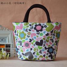 2015 women handbag canvas lady handbag