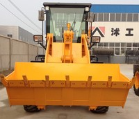 Heavy Duty Big 2 Ton Wheel Loader, 3.2m High Dump, Truck Loader, 58KW Power