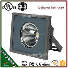 High power led flood light 12 degree 50w LED reflector IP65 / Energ Saving 50w LED Flood Light UL CE ROHS