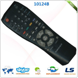 10124B VCD/DVD/SHOW VIEW/Blu-ray disc player/AV remote control or control remoto ,use for Sam sungs new Products