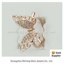 wholesale fashion statement jewelry 3 carat diamond solitaire ring