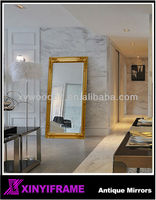 Decorative Wooden Large Wall Mirrors Cheap