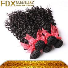 2015 hot market 100 human hair extension hair weave bebe curl weave