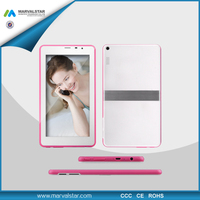 ]2014 new Arrival!3g Tablet Android Tablet 6.5inch WCDMA Phone Call Bluetooth MTK6572 dual core Tablet PC +512MB+4GB in China