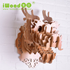 Animal Theme and China Regional Feature Dragon wood crafts