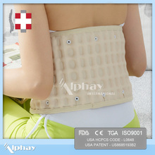 adjustable waist massager for back and lumbar pain relief