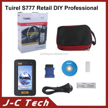 2015 New product Auto Diagnostic Tool -Tuirel S777 Retail DIY Auto Diagnostic Tool Hand-held Tuirel S777 auto scanner--Nice item