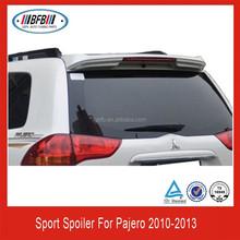 sport spoiler with light for Toyota Pajero Sport 2010~2013