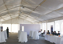big outdoor tent for basketball