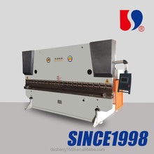 ANHUI DASHENG WF67K 500KN series hydraulic bending machine nc cnc