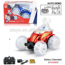 China import toys children toy stunt pull starter for rc car with sound