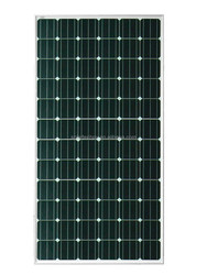 300W solar panel monocrystalline use for solar electric system
