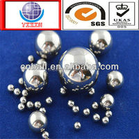 High-hardness 2.0 4.0 9.525mm aisi 440 420c Solid Stainless steel ball