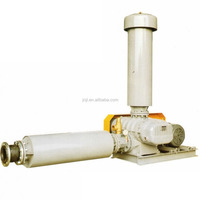 High quality JLSR200 three lobes roots air blower for water treatment