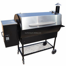 High Quality Wood Pellet BBQ Smoker Box