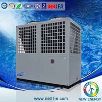 scroll compressors zw pool air water heater heating water without electricity