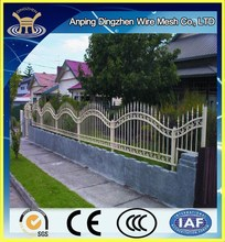 2015 CHINA new type Beautiful and fashionable ornamental fence