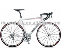 2014 Hard Tail all Aluminum Alloy Goat handle road bike