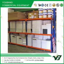 Hot sell high quality 3 layers long span warehouse rack, storage rack (YB-WR-C09)