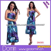 Proveedores de ropa de China, diseño del vestido de las mujeres de la moda