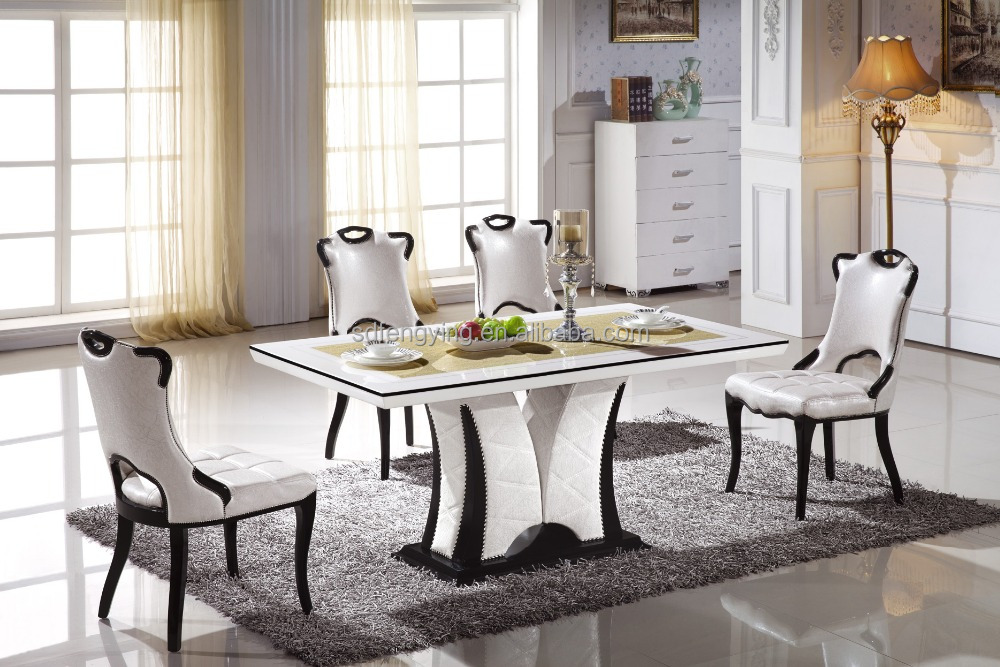 italian modern marble dining tables set view marble top dining table