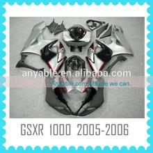 Aftermarket ABS Custom Fairing Kit Quality ABS motorcycle Fairing for SUZUKI GSXR 1000 K5 2005 2006 05 06