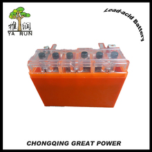 YARUN 12V 6.5Ah Electric Dry Cell Motorcycle Battery