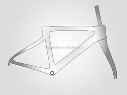 Free Shipping OEM Carbon Bike Frame,beautiful carbon road bike frame lightweight carbon frame bike On Sale