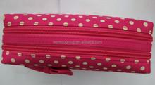 polka dot with knot Makeup Bag