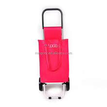 Top Style Personal Shopping Trolley Bag, Multifunctional Women Handbag