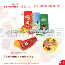 Cheap funny satin bulk christmas stockings