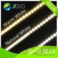 high bright 120 leds/M led rigid bar lignt,12Volts/24Volts Epistar chip rigid 2835 SMD LED strip with datasheet wholesale