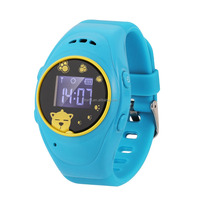 New arrival two way call bluetooth anti-lost safe tracker Kids GPS Watch wrist watch gprs tracking device for children