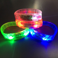 Sound Activated Led Bracelet for Promotional Gifts