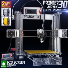 2015 New style and good quality Reprap Prusa I3 3D Printer 3D Printer China for 3d printing