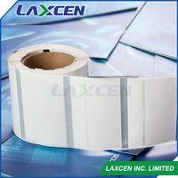 Custom printing & encoding uhf epc gen2 rfid chip for logistic shipping label