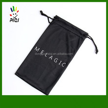 yellow microfiber cleaning pouch/bag