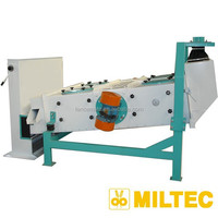 Wheat cleaning machine, Vibration sorting machine, Vibrating Separator for flour mill