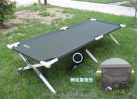 Camping bed tent for for displaced person