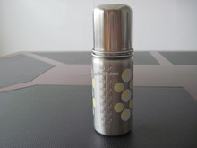 8oz wholesale Leak-proof eco-friendly FDA LFGB stainless steel children flask baby feeding bottle