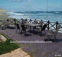 10pcs Spray Stone Table top Rattan Sets